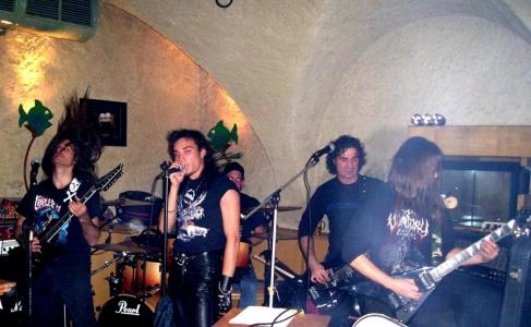 Aquarium Metal Night 6
