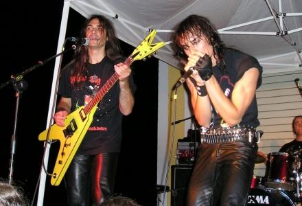 Anguish Force Atzwang Metal Fest 1 3