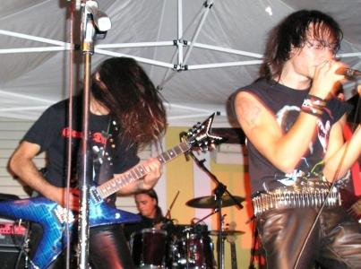 Anguish Force Atzwang Metal Fest 1 5