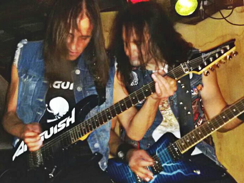 Anguish Force Atzwang Metal Fest 6