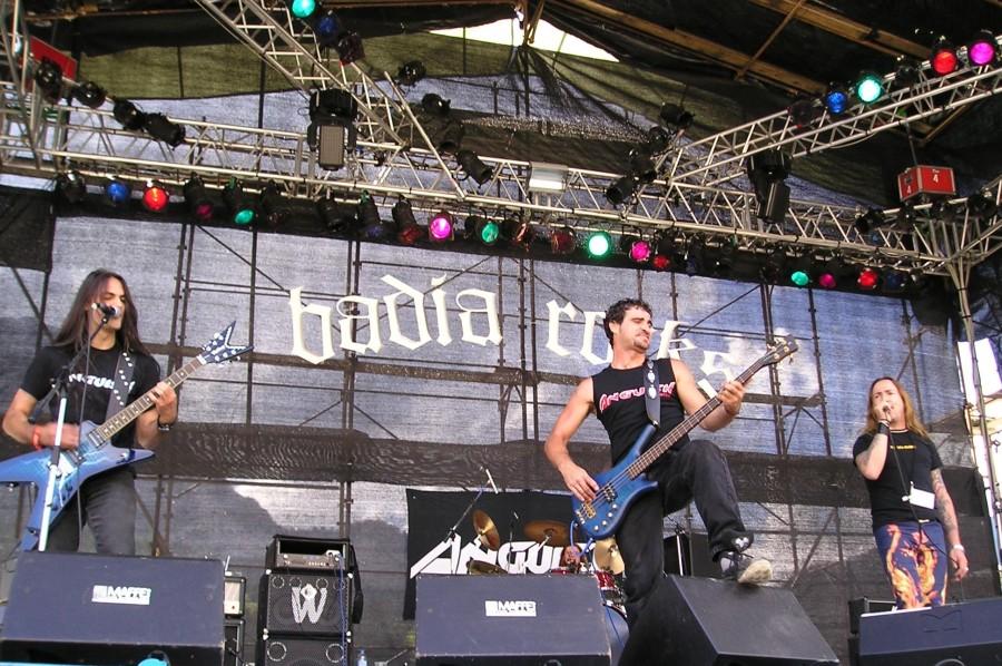 Anguish Force Badia Rocks 78