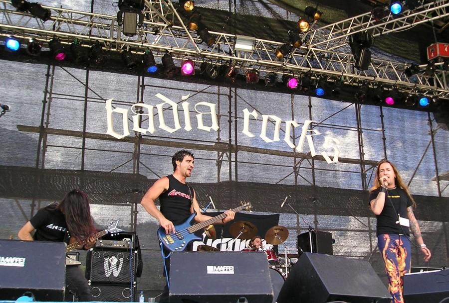 Anguish Force Badia Rocks 86
