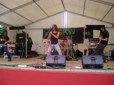 Anguish Force Delirium Festival - Verona 6