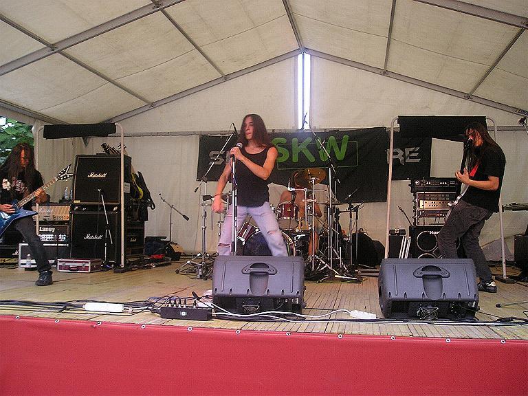 Anguish Force Delirium Festival - Verona 32