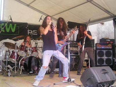 Anguish Force Delirium Festival - Verona 15