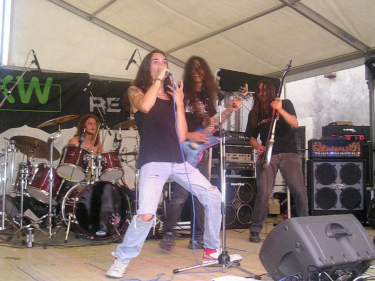 Anguish Force Delirium Festival - Verona 41