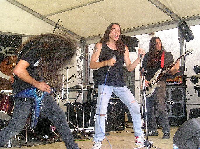Anguish Force Delirium Festival - Verona 42