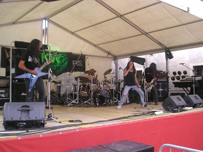 Anguish Force Delirium Festival - Verona 17