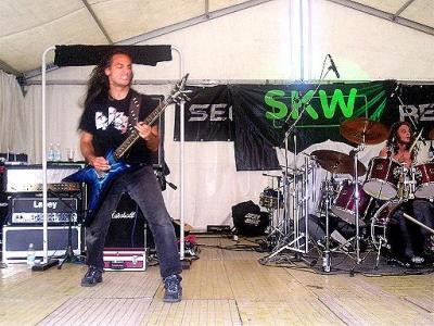 Anguish Force Delirium Festival - Verona 18