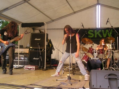 Anguish Force Delirium Festival - Verona 19