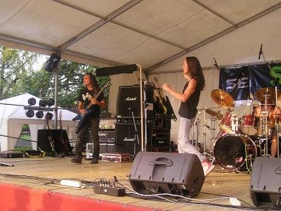 Anguish Force Delirium Festival - Verona 21
