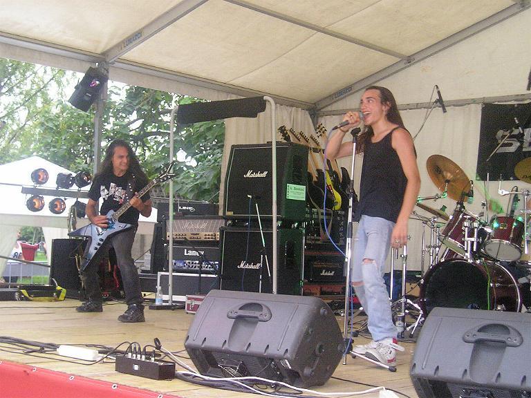 Anguish Force Delirium Festival - Verona 48