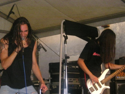 Anguish Force Delirium Festival - Verona 23