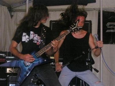Anguish Force Delirium Festival - Verona 24