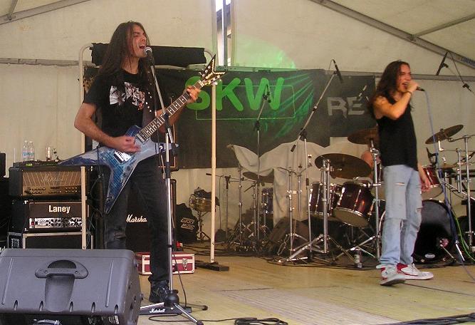 Anguish Force Delirium Festival - Verona 51