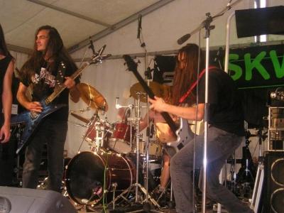 Anguish Force Delirium Festival - Verona 1