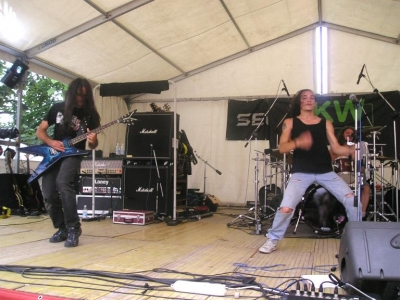 Anguish Force Delirium Festival - Verona 2