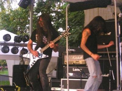 Anguish Force Delirium Festival - Verona 3