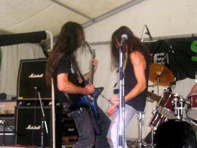 Anguish Force Delirium Festival - Verona 4