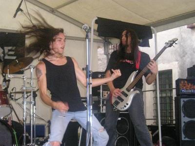 Anguish Force Delirium Festival - Verona 5