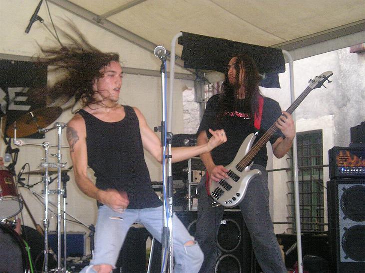 Anguish Force Delirium Festival - Verona 31