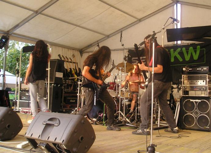 Anguish Force Delirium Festival - Verona 35