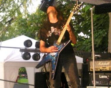 Anguish Force Delirium Festival - Verona 10