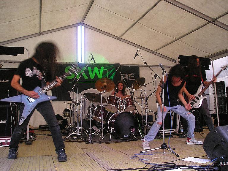 Anguish Force Delirium Festival - Verona 37