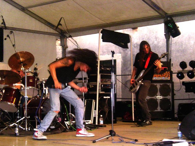 Anguish Force Delirium Festival - Verona 38