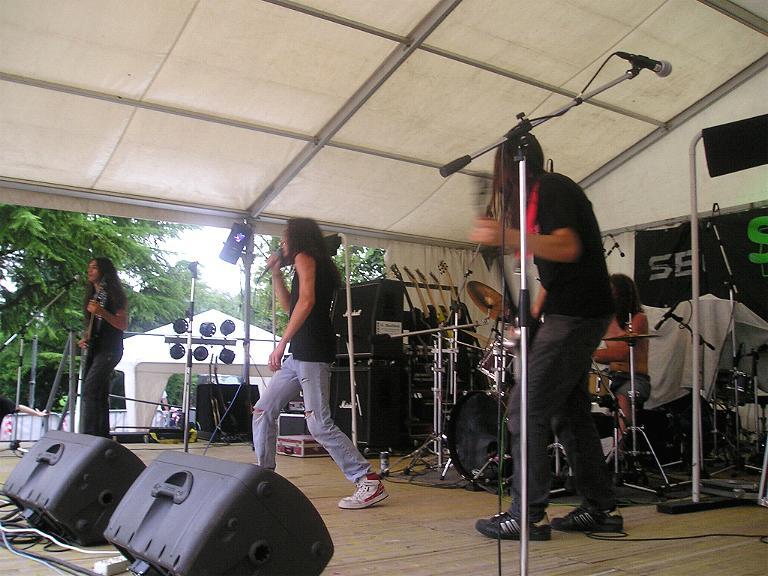 Anguish Force Delirium Festival - Verona 39