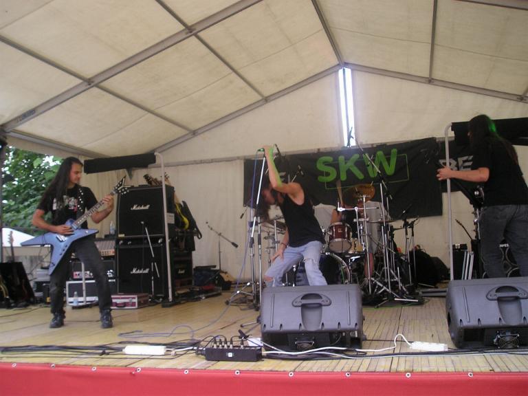 Anguish Force Delirium Festival - Verona 40