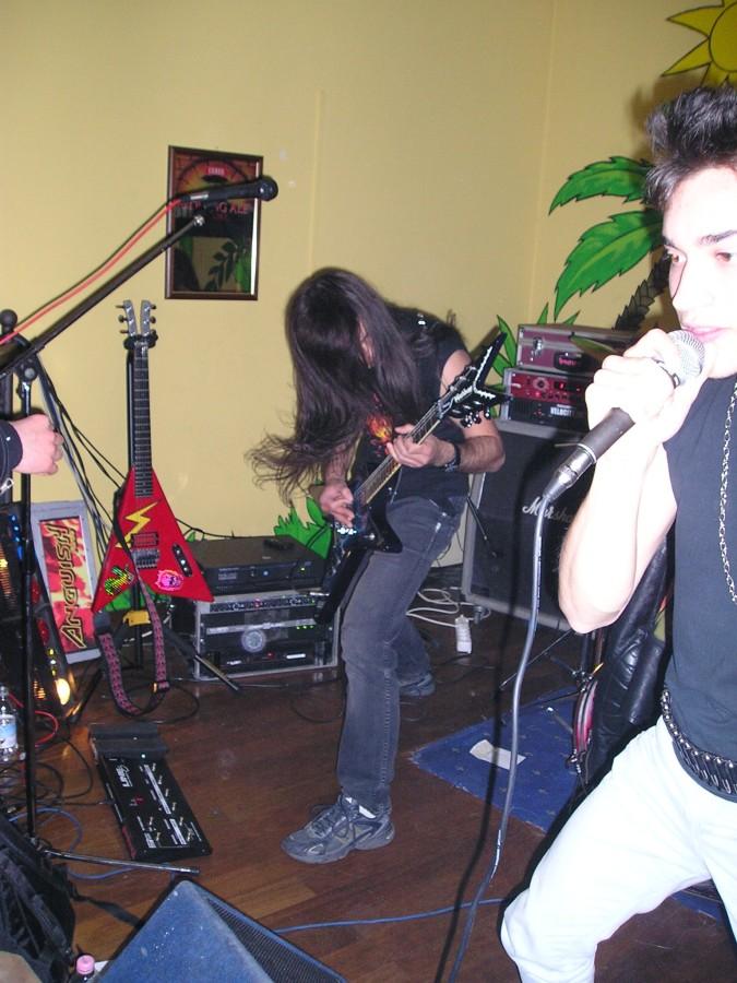 Anguish Force Iguana 34
