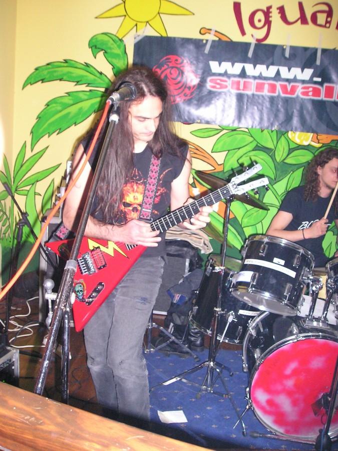 Anguish Force Iguana 36