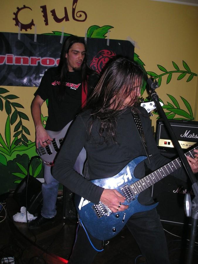 Anguish Force Iguana 22