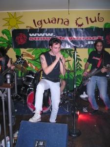 Anguish Force Iguana 4