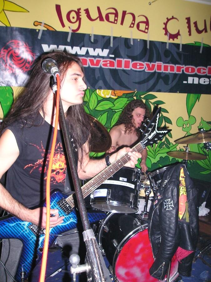 Anguish Force Iguana 30