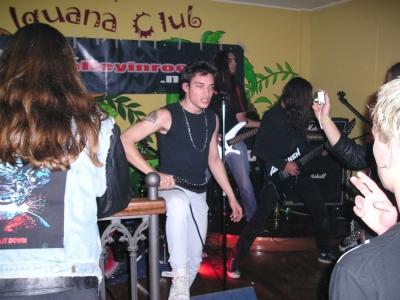 Anguish Force Iguana 12