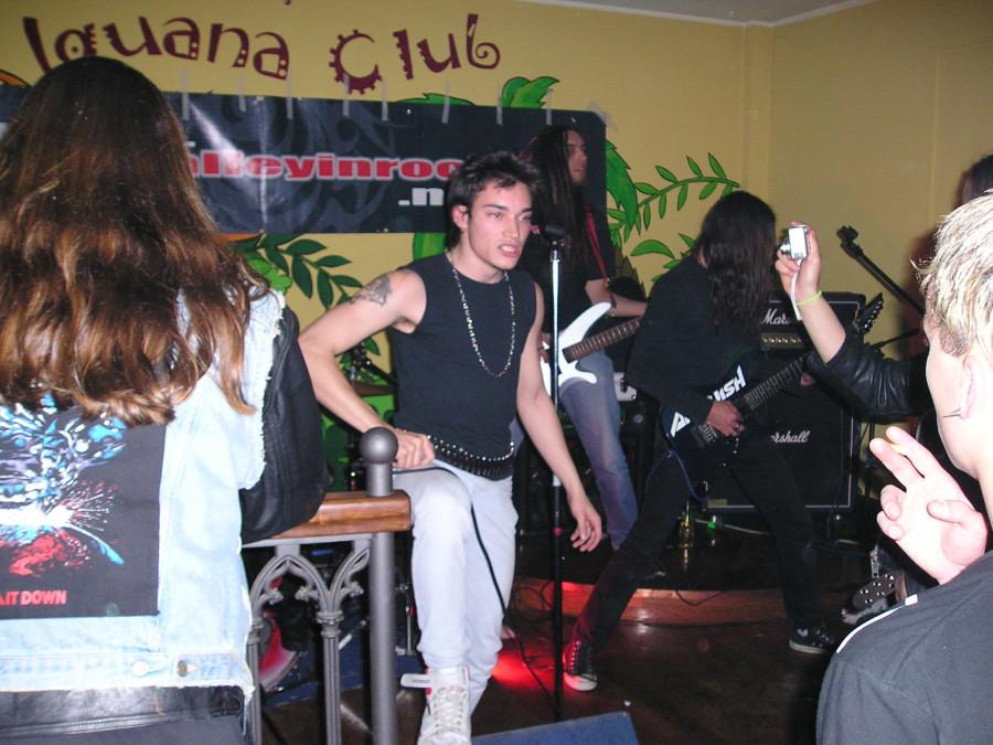 Anguish Force Iguana 31