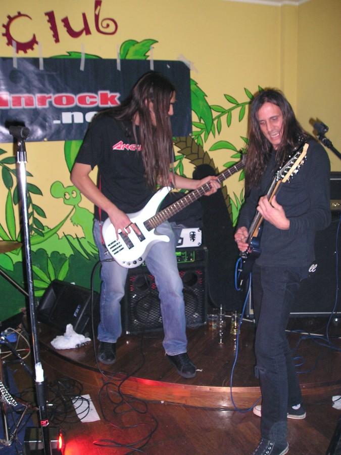 Anguish Force Iguana 33