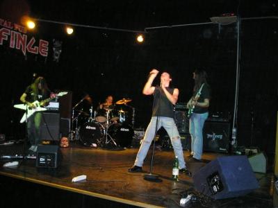 Anguish Force La Sfinge Brescia 10