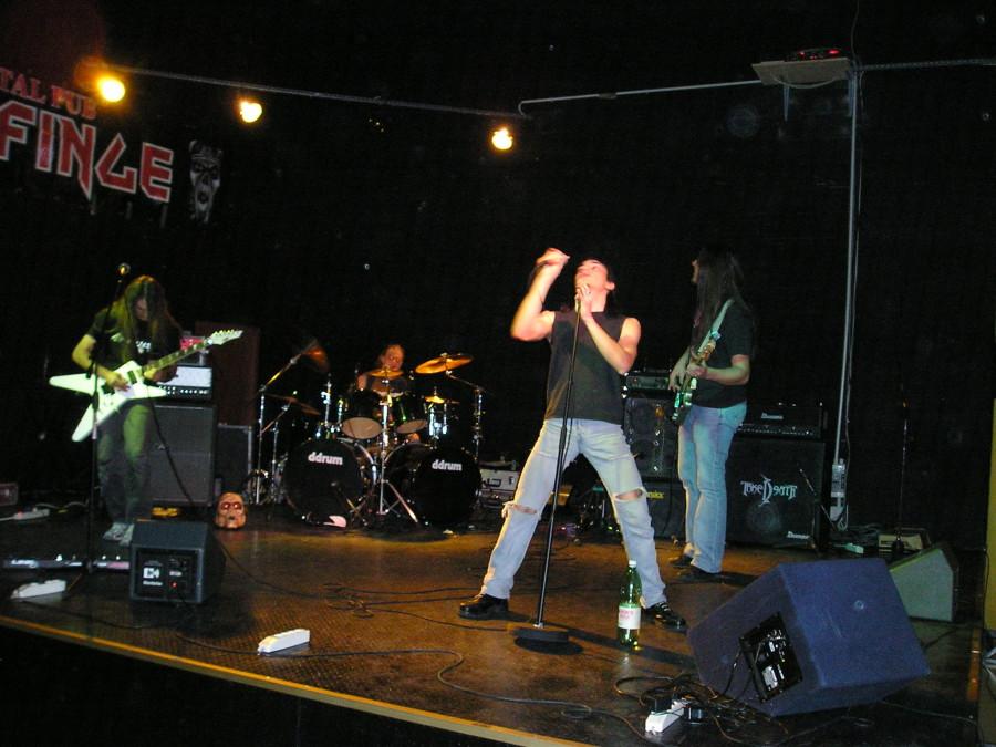 Anguish Force La Sfinge Brescia 20