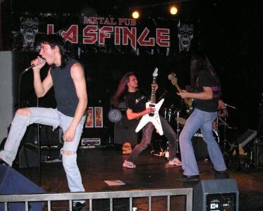 Anguish Force La Sfinge Brescia 3