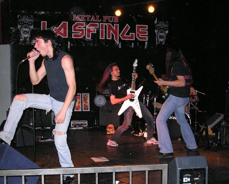 Anguish Force La Sfinge Brescia 13