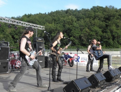 Anguish Force Most Rock Siena 22