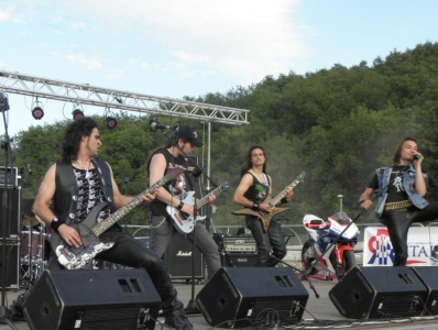 Anguish Force Most Rock Siena 24