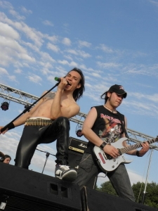 Anguish Force Most Rock Siena 25