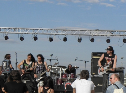 Anguish Force Most Rock Siena 28