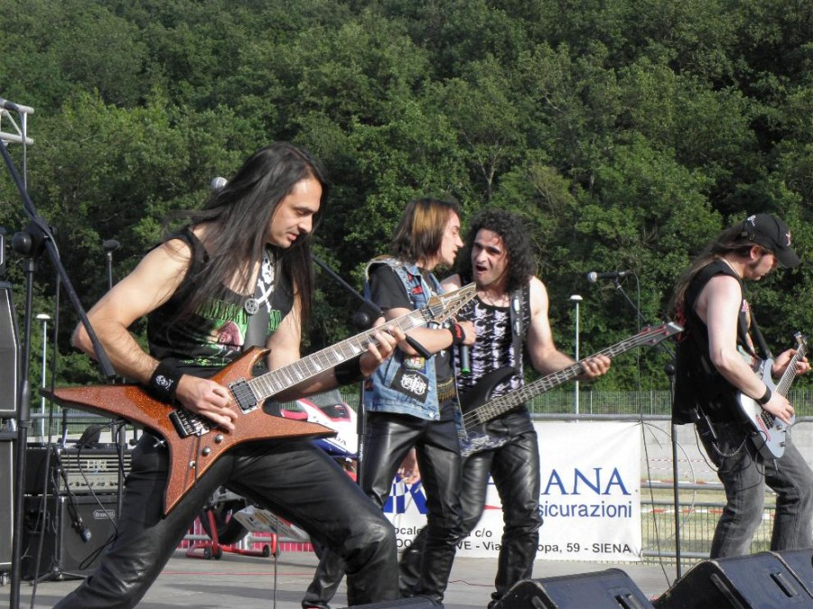 Anguish Force Most Rock Siena 37
