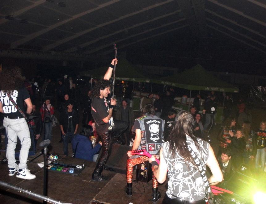 Telfen on Fire Festival 76