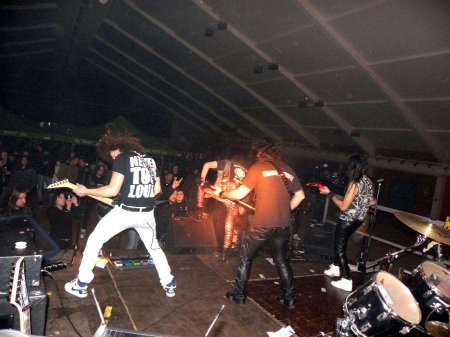 Telfen on Fire Festival 87